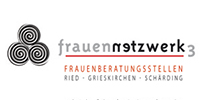 Logo Frauen Netzwerk - Frauenberatungsstelle Ried, Grieskirchen, Schärding