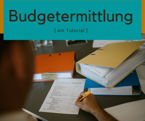 Budgetermittlung