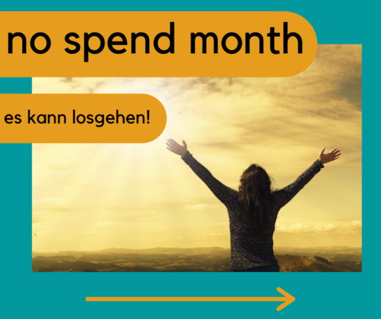no spend month