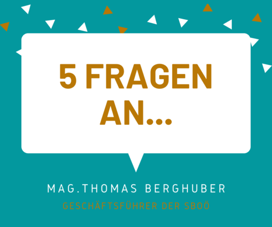 5 Fragen an... Thomas Berghuber
